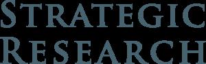 Logo Strategic Research, cabinet d'études et de conseil marketing